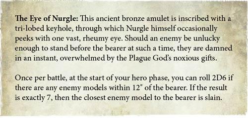 Battletome Maggotkin Nurgle