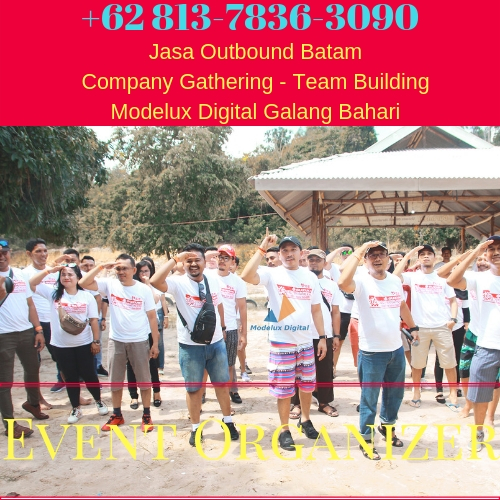 Outbound Batam Jasa Company Gathering Team Building Perusahaan