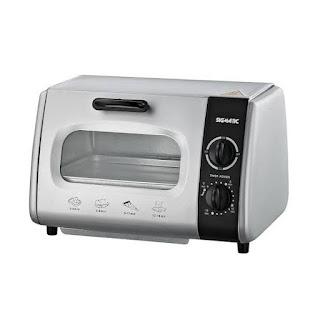 merk oven listrik sigmatic toaster oven STO-10