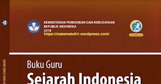 Buku Kelas 12 Kurikulum 2013 Revisi 2018 Sejarah Indonesia