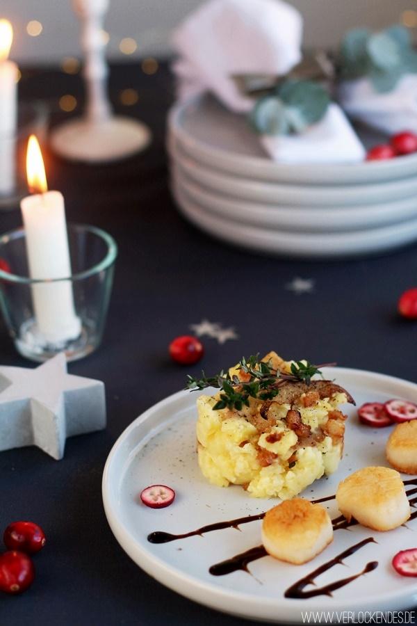 Escal Kammmuscheln Seafood Premium Rezepte