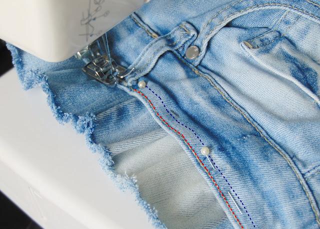 przerabianie ubrań