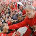 Lula tem 56% das intenções de voto no RN, diz Ibope