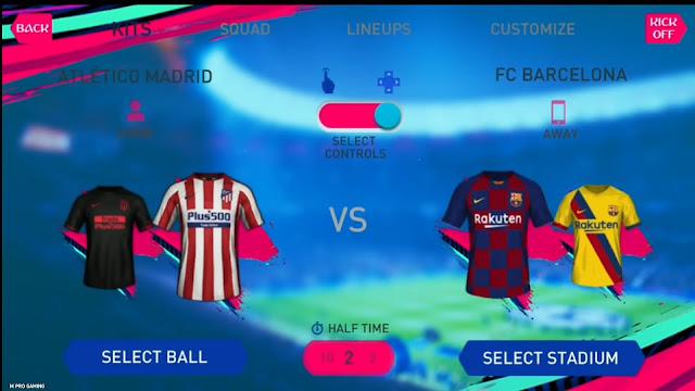 تحميل لعبة فيفا 2020 APK+OBB+DATA نسخة كاملة للأندرويد - DOWNLOAD FIFA 20 ANDROID