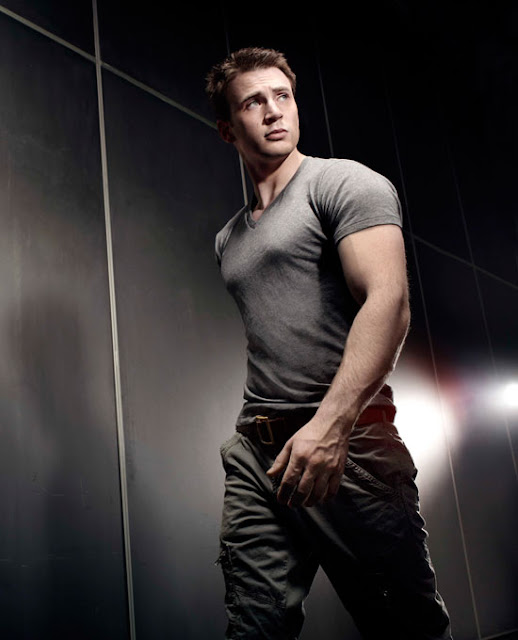 Chris Evans Captain America Workout Routine