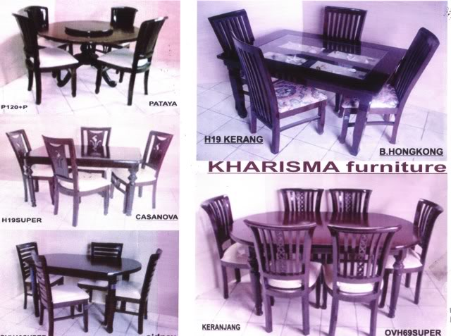 Sofa Murah Malang Furniture: Meja Makan
