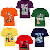 Boy's Cotton T-Shirt - Pack of 6