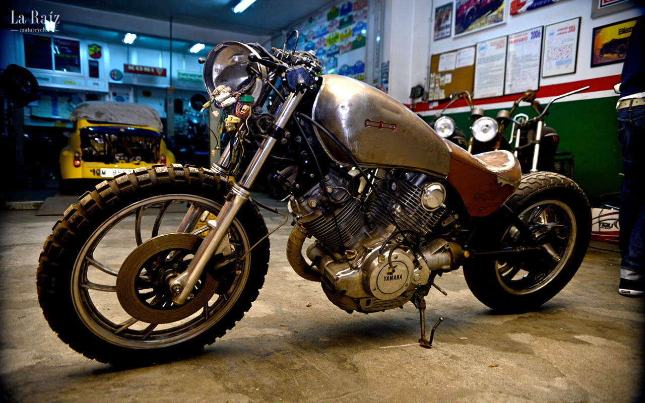 XV750 Torpedo by La Raiz :: via Inazuma cafe