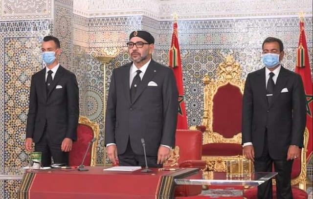 Maroc- Le texte intégral du discours royal à l'occasion du 22ème anniversaire de la Fête du Trône