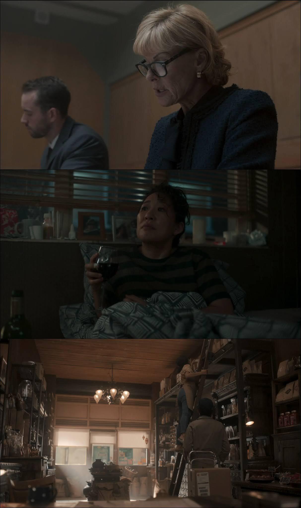 Killing Eve Temporada 3 Completa HD 720p Latino