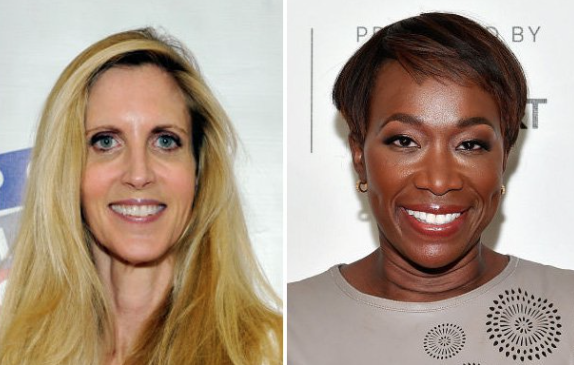 Ann Coulter Fires Back at Joy Reid for Old Tweets About 'That Coulter Dude,' Questions Her African American Roots