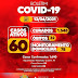 Jaguarari registra 04 novos casos de coronavírus nesta terça-feira (13)