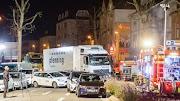 Továbbra is ismeretlen a németországi Limburgban történt teherautós ütközés háttere