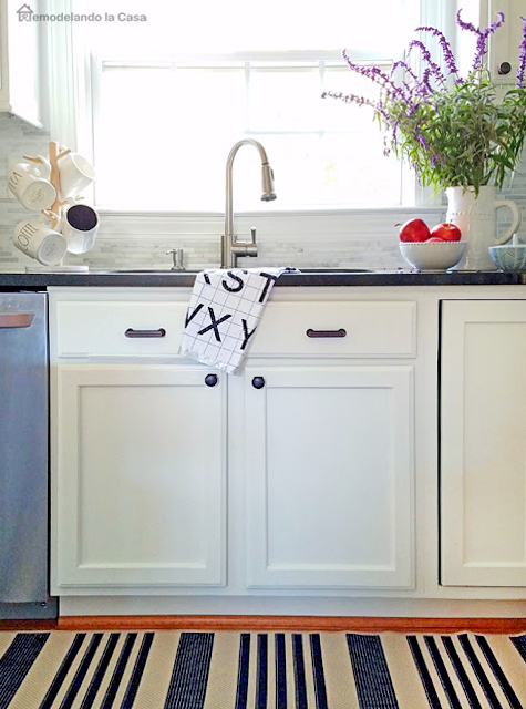 how to bring organizationto the cabinet below the sink