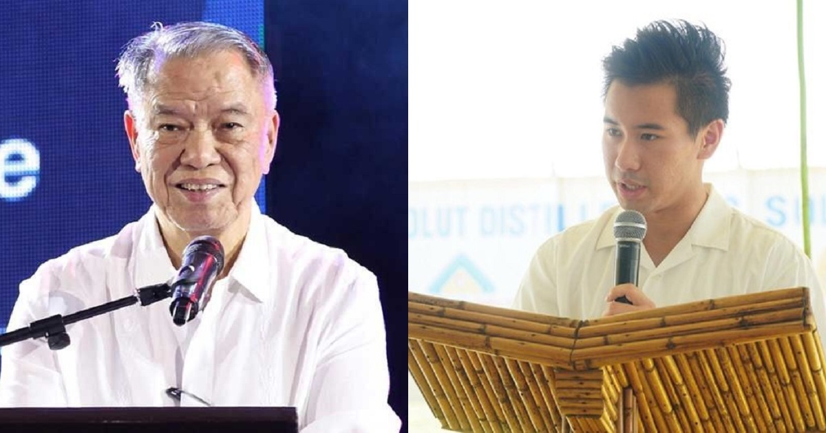 Lucio Tan's 27-year-old grandson assumes key role in family's business empire