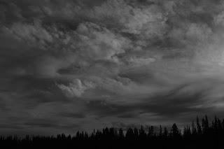 Chilcotin sky