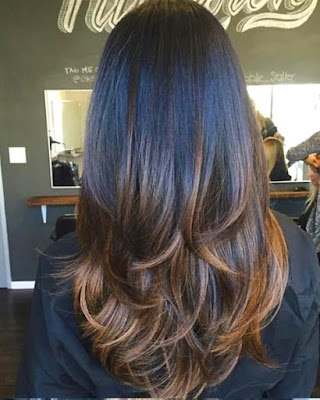 Two Tire Long Layered Haircut - 20 Best Medium Layered Haircut - For Women Of All Ages