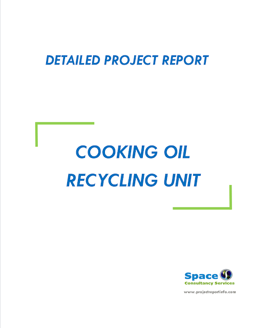 Project Report on Cooking Oil Recycling Unit