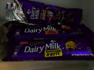 Cadbury Dairy Milk Croat Almond