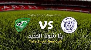 النصر يحقق الفوز الصعب على فريق خورفكان بهدف وحيد في الدوري الاماراتي