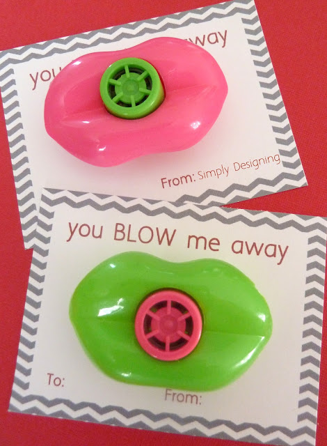 you blow me away valentine 01a You BLOW Me Away Valentine {Free Printable} 7