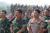Panglima TNI bersama Kapolri Tegaskan Soliditas dan Sinergitas TNI-Polri Harga Mati