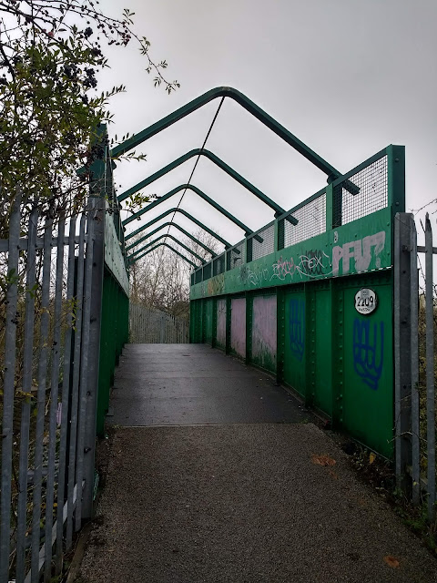 The Tins, Railway Bridge, Land South of Coldhams Lane, Psychogeogrpahy, Cambridge