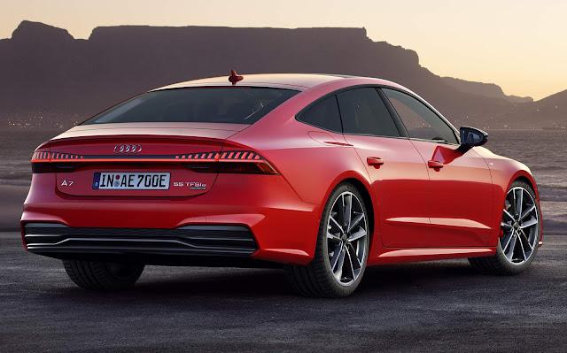 Audi A7 Sportback TFSI-e Híbrid