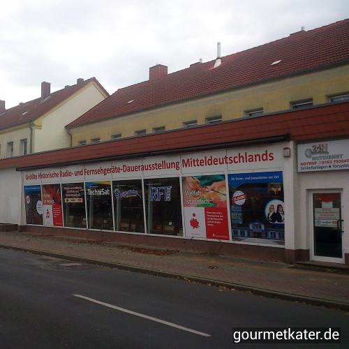Rundfunkmuseum Staßfurt