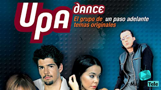 UPA Dance, el grupo de 'Un Paso Adelante'   masdetele.com