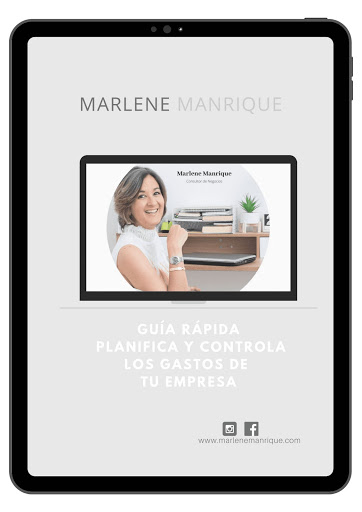 Ebook Planifica y controla los gastos de tu empresa
