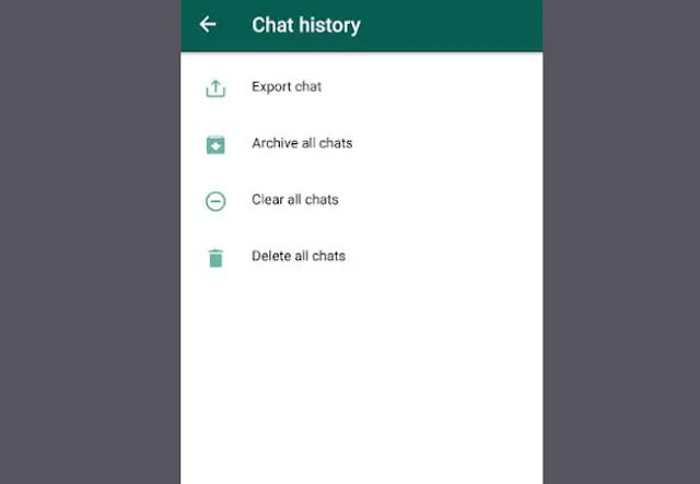 whatsapp new feature, WhatsApp Dark mode, whatsapp chat history, WhatsApp chat, WhatsApp, how to save whatsapp chat, tech News