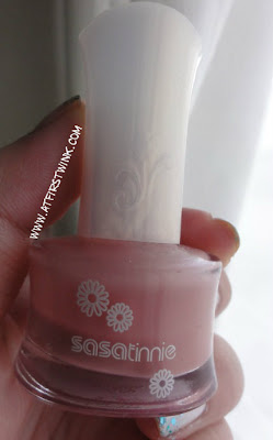 Sasatinnie nail polish bottle FCCHO004