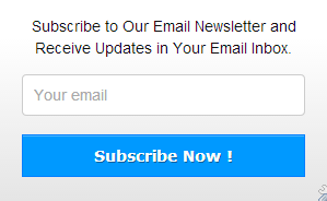 Widget Email Subscription di Blog Blogger