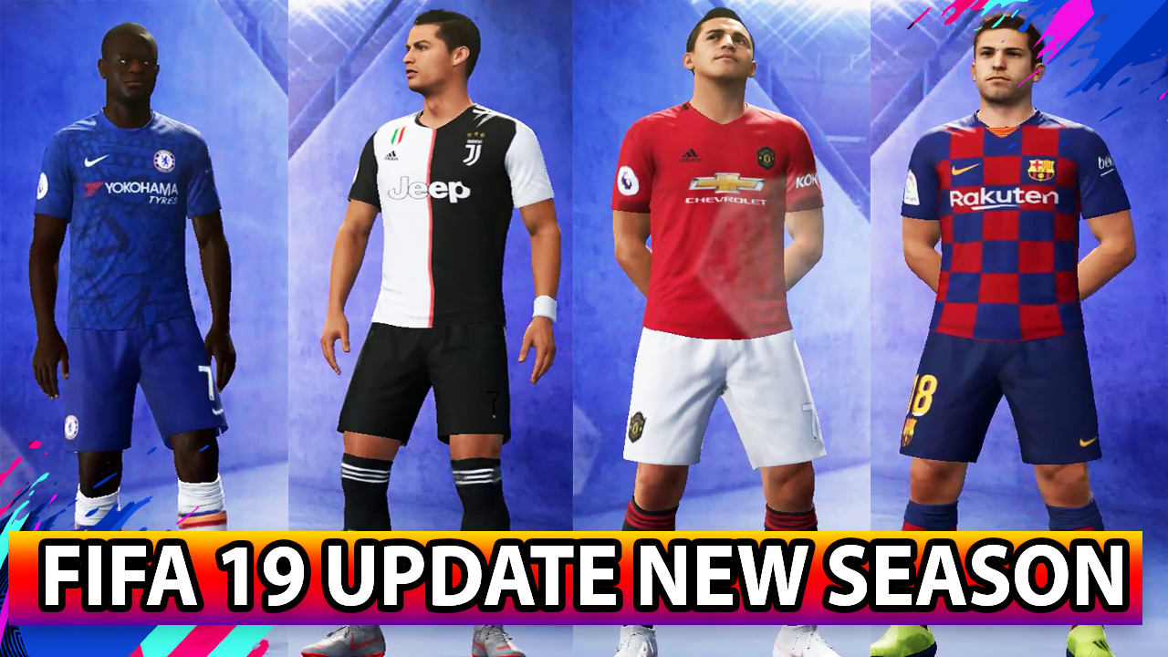 purchase cheap 5cce9 abd8c FIFA Modding - FIFA 19 Download Mods