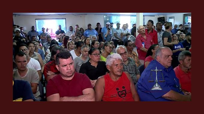 IMPEACHMENT PARA PREFEITO DE CAMARAGIBE