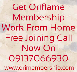 Join Oriflame work from home