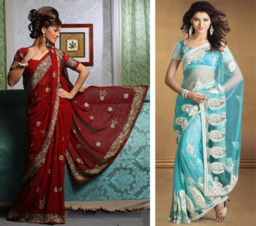 model baju india