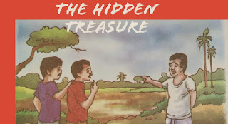 Lesson 4 | The hidden treasure questions answers | Class 4 | SCERT