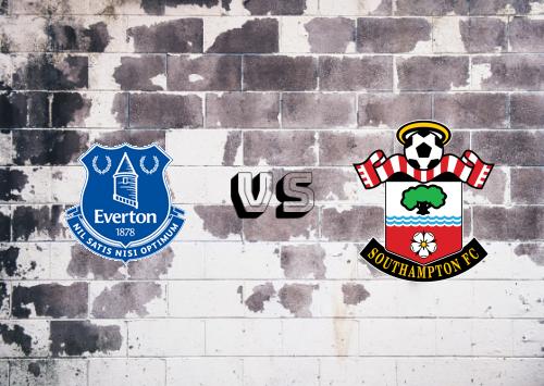 Everton vs Southampton  Resumen y Partido Completo