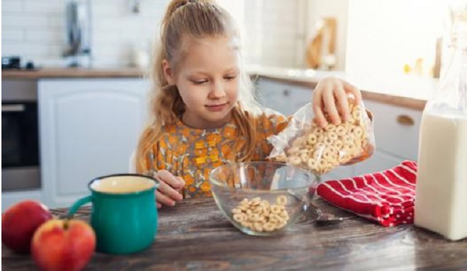 Φάε παιδί μου το πρωινό... ζιζανιοκτόνο σου.