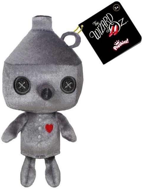 This plush Tin Man has a heart!