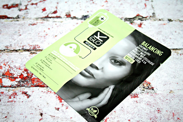 K-GLO Balancing Sheet Mask