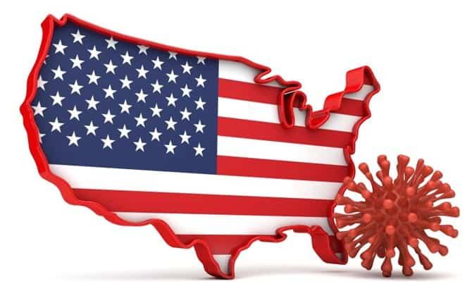 USA, coronavirus,