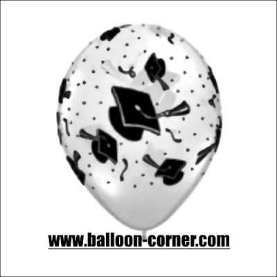 Balon Latex Printing GRADUATION