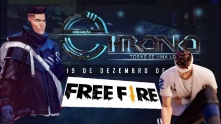 كيفية الحصول على شخصية كرونو Chrono في لعبة غارينا فري فاير Free Fire - إبداع تقني