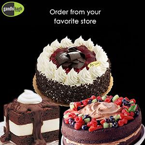 Cakes & Pastries Online