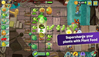 Plants vs. Zombies 2 Apk v5.6.1 Mod (Unlimited Coins/Gems/Keys)