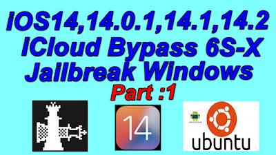 How to Install Ubuntu On Windows Pc for iCloud Bypass & Jailbreak iOS14.2,14.1,14.0.1,14