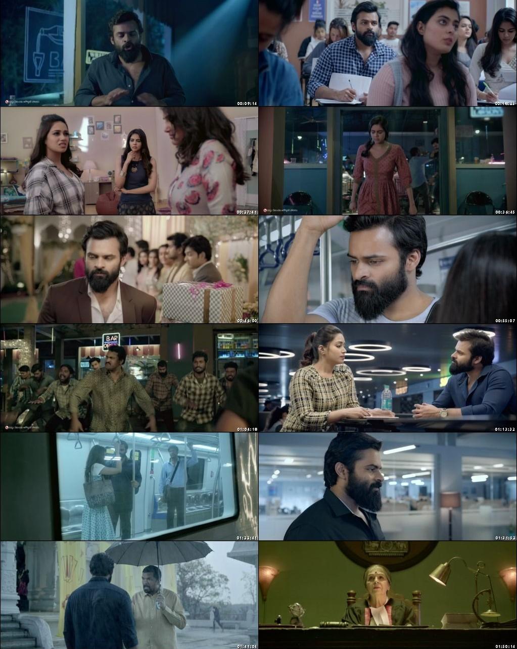 Chitralahari 2019 Full Hindi Dubbed Movie Download